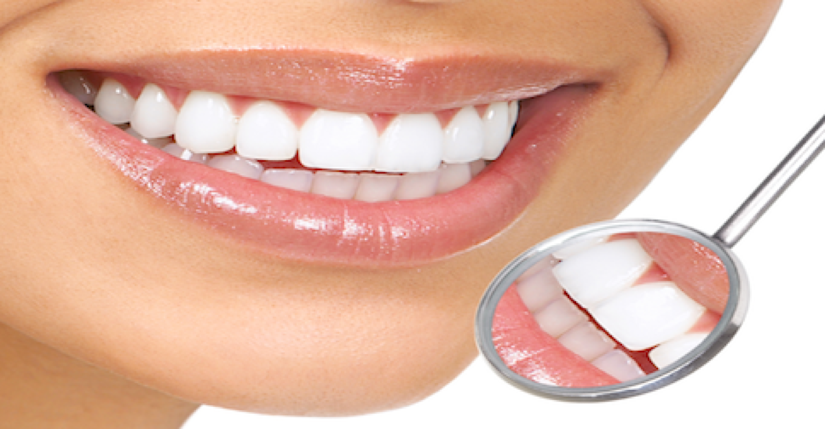 how to make your teeth healthy